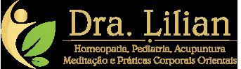 logo dra. lilian