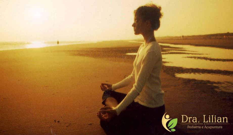 Meditação - Dra Lilian - Pediatria e Acupuntura