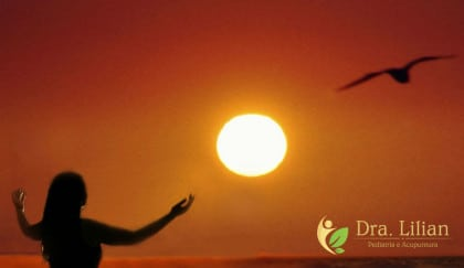 Como esta seu QI (energia vital)? - Dra Lilian - Pediatria e Acupuntura