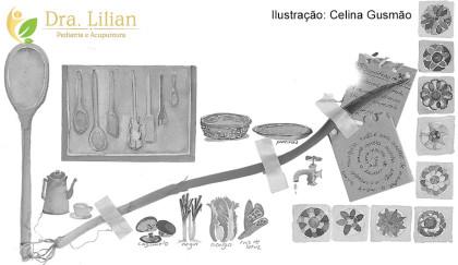 Meditando na cozinha - Dra Lilian - Pediatria e Acupuntura