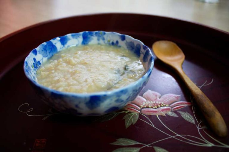 papa de arroz